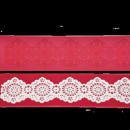 TAPPETINI IN SILICONE PER PIZZI - tappetino otto - LAPED