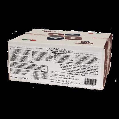 WONDER PASTE Pasta di zucchero bianca 5 kg - LAPED