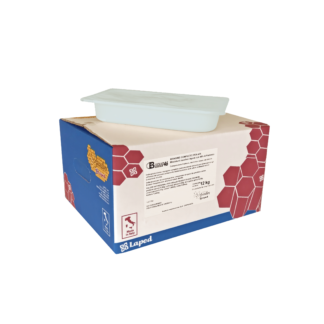 B-LIQUID Performante 46 sciroppo per api – 6 vaschette da 2 Kg